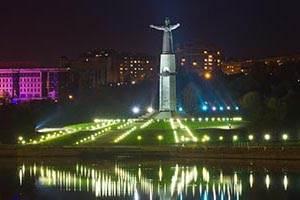 Cheboksary's view