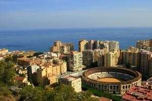 Malaga's view